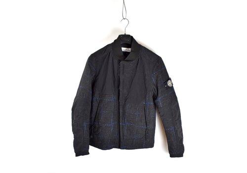 Stone Island Stone Island x Dormeuil house check nylon metal with primaloft bomber jacket M
