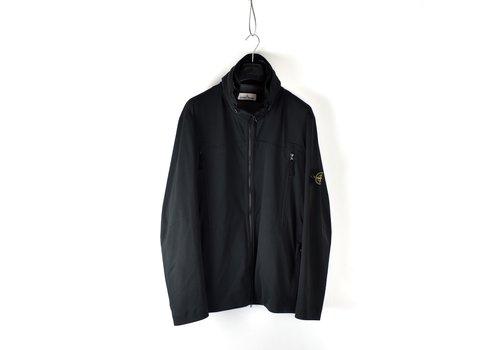 Stone Island Stone Island black light soft shell si check grid jacket XXXL