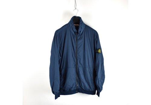 Stone Island Stone Island blue gd crinkle reps ny bomber jacket XXXL