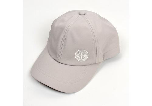 Stone Island Stone Island beige softshell-r compass logo cap