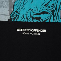 Weekend Offender ACAB t-shirt Black
