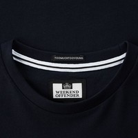 Weekend Offender Nuisance t-shirt Navy