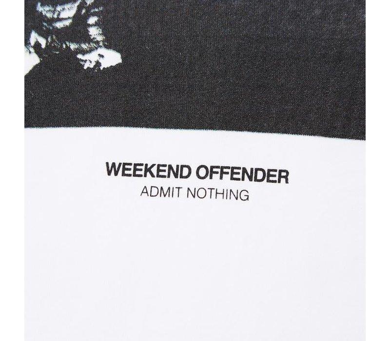 Weekend Offender True Faith t-shirt White