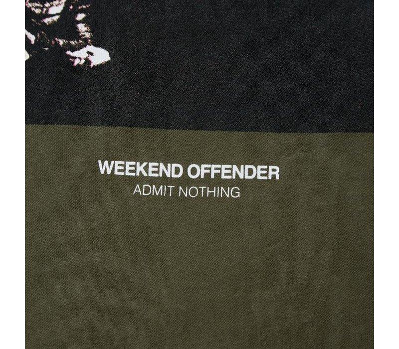Weekend Offender True Faith t-shirt Military Green