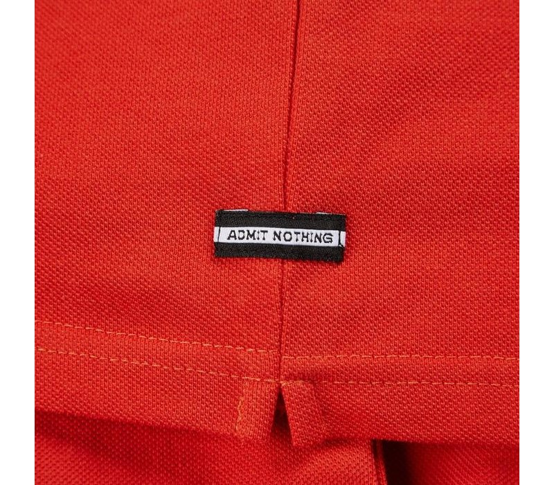 Weekend Offender Oruro polo Clay Red