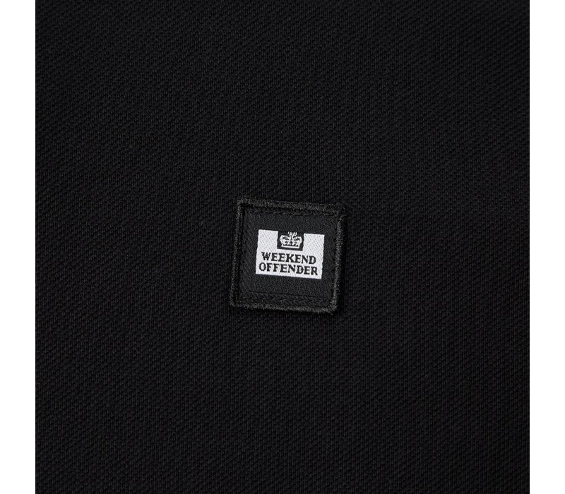Weekend Offender Oruro polo Black