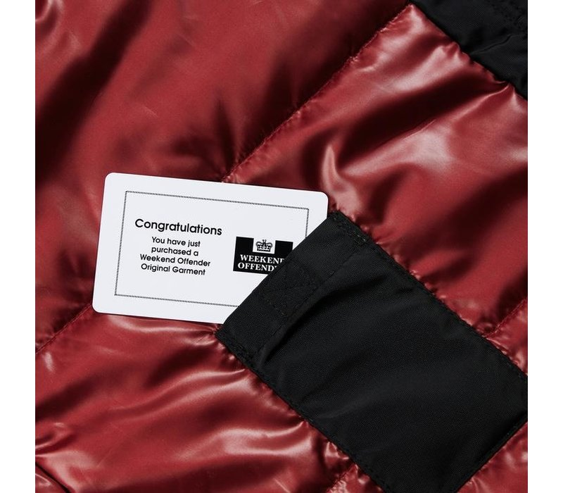 Weekend Offender Sacaba jacket Black