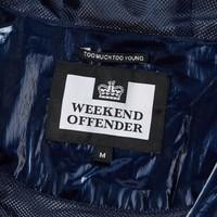 Weekend Offender Trinidad jacket Marine Blue