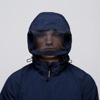 Weekend Offender Cobija face mask jacket Navy