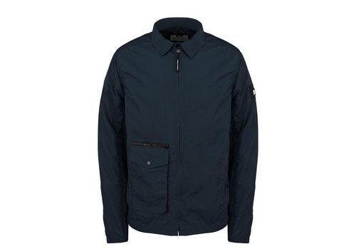 Weekend Offender Weekend Offender Vinnie overshirt jacket Navy