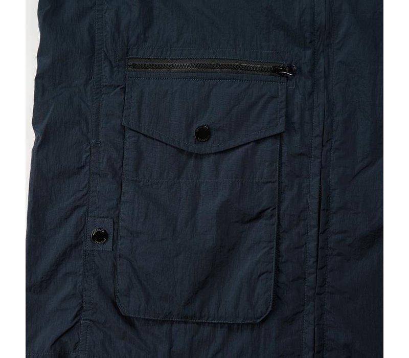Weekend Offender Vinnie overshirt jacket Navy