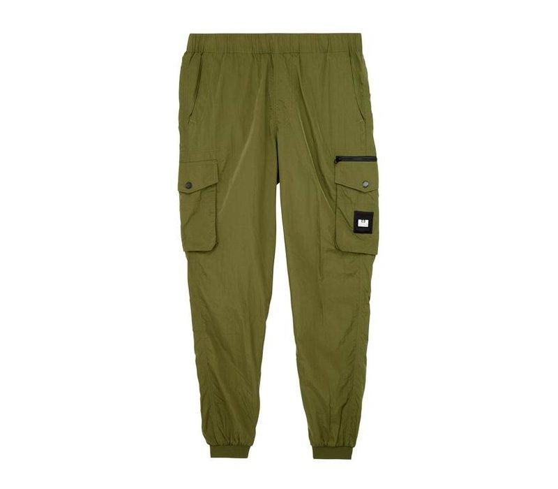 Weekend Offender Salvador cargo pants Cactus Green