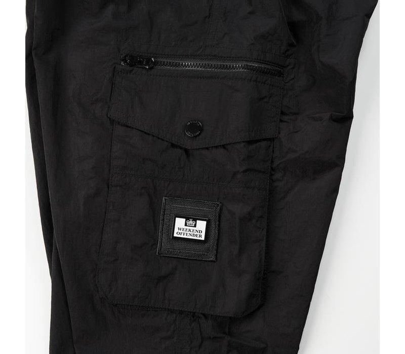 Weekend Offender Salvador cargo pants Black