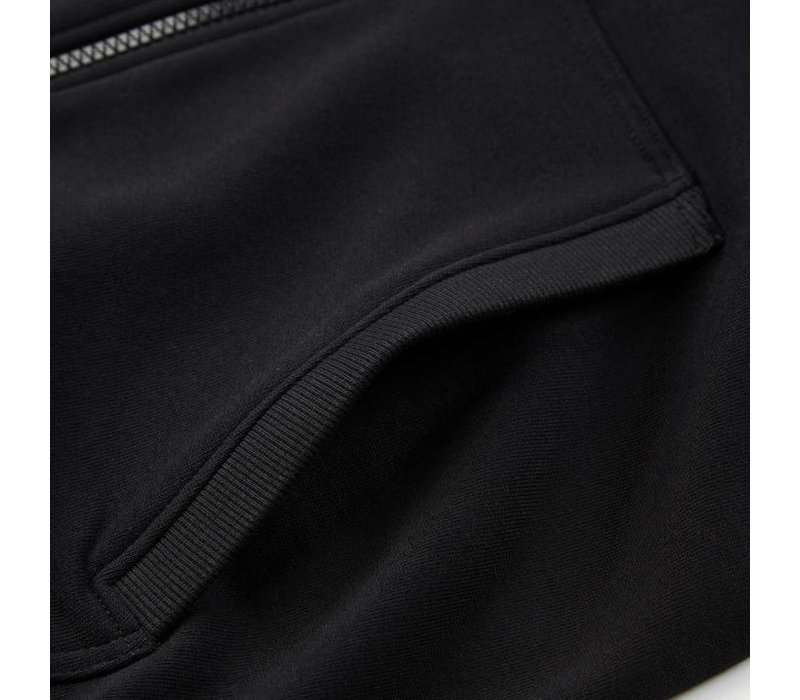 Weekend Offender Caranavi hooded sweatshirt Black