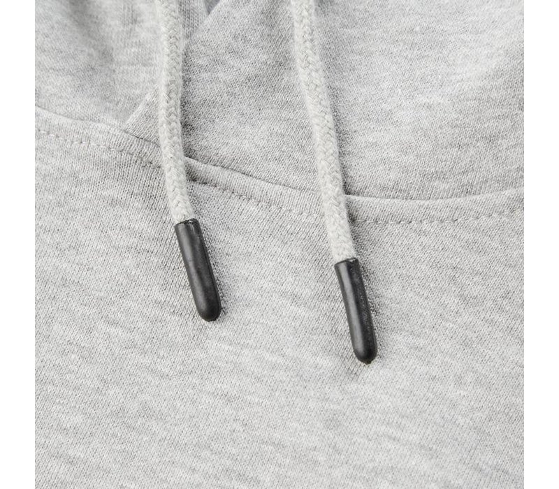 Weekend Offender WO Hoody hooded sweatshirt Grey Marl