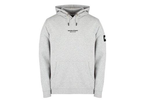 Weekend Offender Weekend Offender WO Hoody hooded sweatshirt Grey Marl