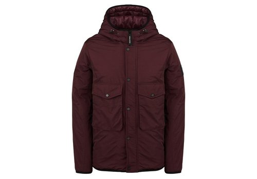 Weekend Offender Weekend Offender Salinas jacket Burgundy Red