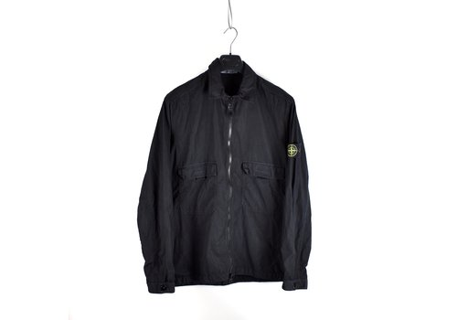 Stone Island Stone Island black t.co + old cotton overshirt jacket XL