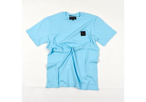Marshall Artist Marshall Artist siren ss t-shirt Aqua blue