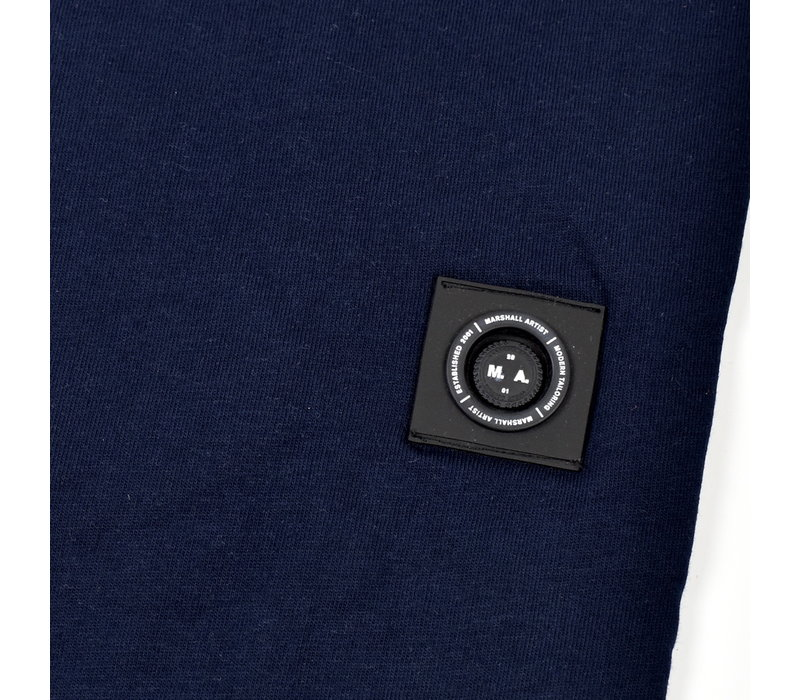 Marshall Artist siren ss t-shirt Navy