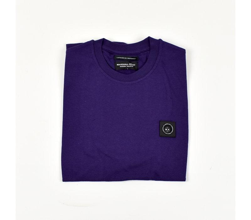 Marshall Artist siren ss t-shirt Plum