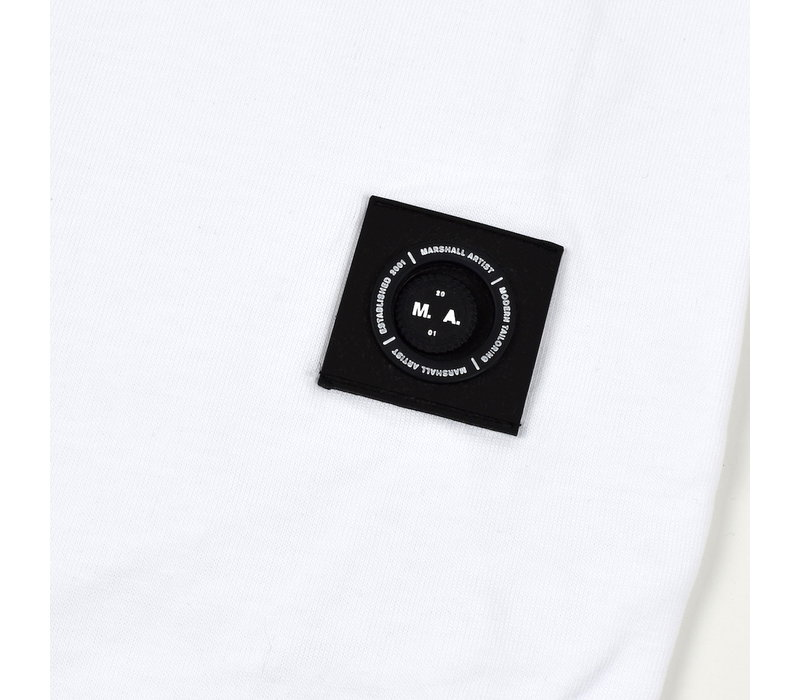 Marshall Artist siren ss t-shirt White