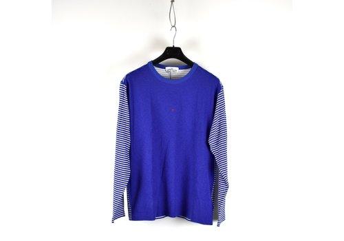 Stone Island Stone Island Marina blue long sleeve t-shirt XL