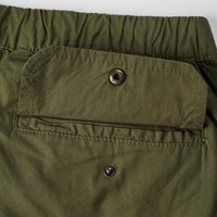 Weekend Offender Sicily cargo pants Conifer Green