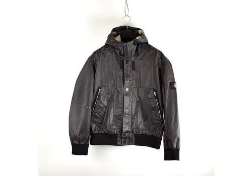 Stone Island Stone Island heat reactive hooded jacket XXXL