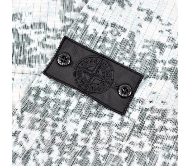 Stone Island shadow project printed camo dpm chine smock XXXL