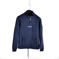 Marshall Artist siren half zip sweatshirt Navy