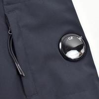C.P. Company navy cp shell lens detail fishtail parka size 56