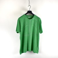 Stone Island green night vision compass logo t-shirt XXL