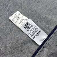 Stone Island super Italian selvedge denim jacket L