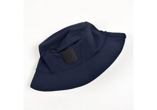 Stone Island C.P. Company navy Metropolis Urban Protection range soft shell bucket hat L