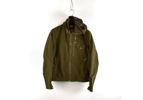 C.P. Company C.P. Company green batavia mille miglia goggle jacket 50