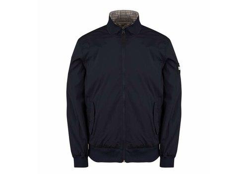 Weekend Offender Weekend Offender Capricious reversible jacket Check/Navy