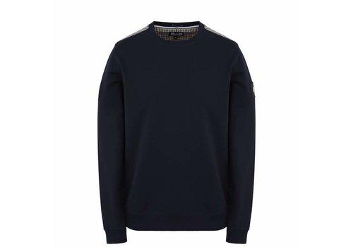 Weekend Offender Weekend Offender Miho crew neck sweatshirt Navy