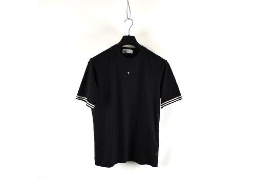 Stone Island Stone Island Marina black short sleeve t-shirt S
