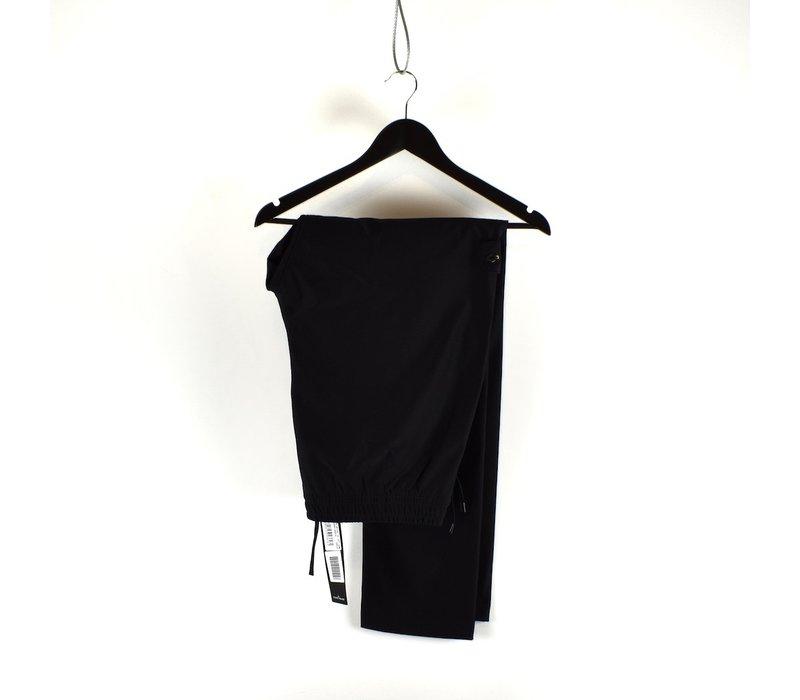 Stone Island black ghost piece technical cargo trousers XL