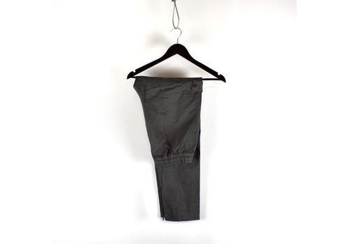 Stone Island Stone Island grey ghost piece cotton trousers 30