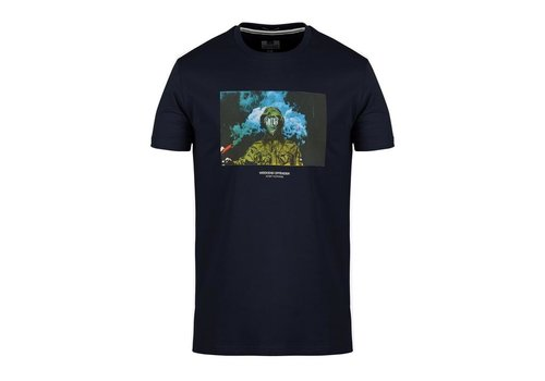 Weekend Offender Weekend Offender Fusee t-shirt Navy