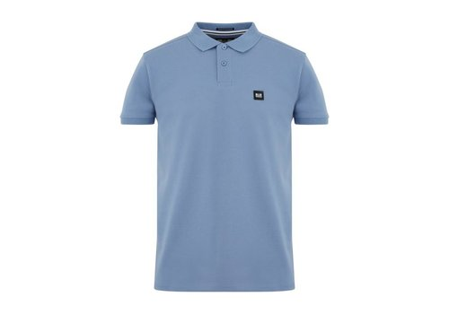 Weekend Offender Weekend Offender Caneiros polo Steel Blue