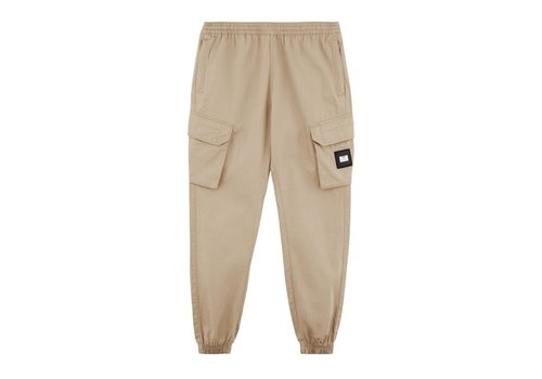 Weekend Offender Weekend Offender Pianemo cotton ripstop cargo pants Stone