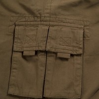 Weekend Offender Mascia cargo shorts Conifer