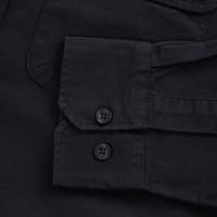 Weekend Offender Postiano long sleeve ranger shirt Navy