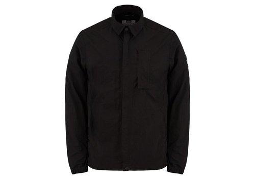 Weekend Offender Weekend Offender Sorvino overshirt jacket Black
