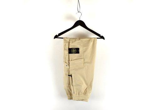 Stone Island Stone Island beige re-t cargo trousers 29