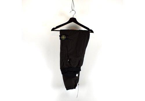 Stone Island Stone Island black grey david light-tc with micropile trousers size M