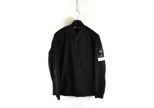Stone Island Stone Island black david-tc bomber jacket L